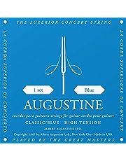 Albert Augustine 525A Gut Classical Guitar Strings, High Tension