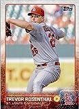 #2: 2015 Topps Baseball Card #286 Trevor Rosenthal NM-MT