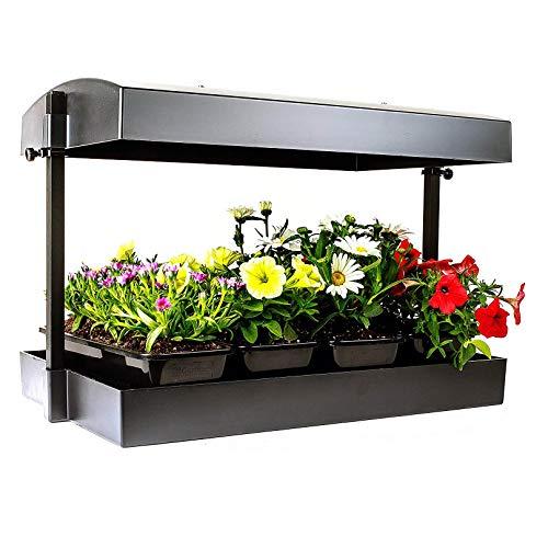 SunBlaster 1600200 SunBlaster Growlight Garden Large, Black