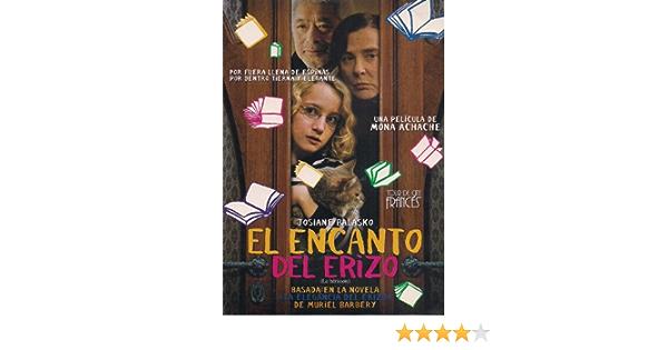 El Encanto Del Erizo Le Herisson Cine Y Tv