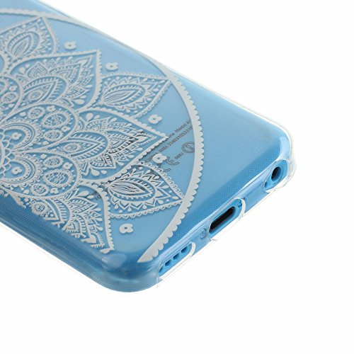 HYAIT® For IPHONE 5S/SE [XXG 17V1]Scratch-Proof Ultra Thin Rubber Gel TPU Soft Silicone Bumper Case Cover -BKI05