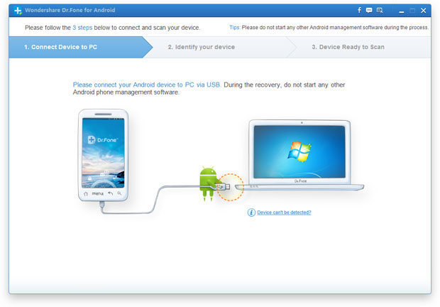 wondershare dr fone mac android