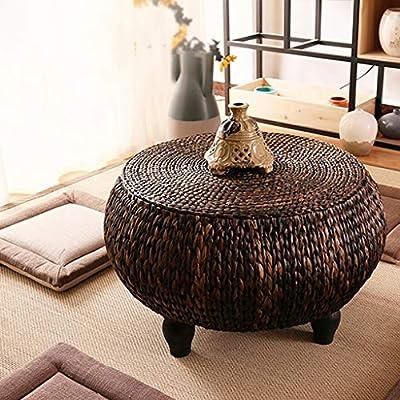 Muebles y Accesorios de jardín Mesas Ronda de té Tatami Mesa de ...