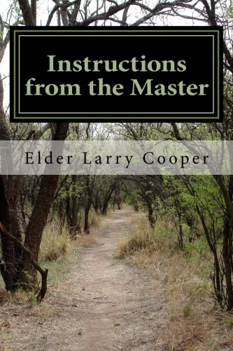 Instructions from the Master: Living for Christ today pdf epub