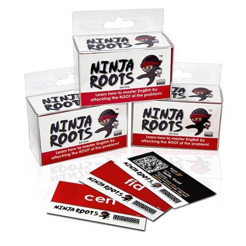 Amazon.com: NinjaRoots Greek and Latin Roots: Volume 1: Toys & Games
