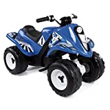 Smoby 033051 Electric Quad Bike