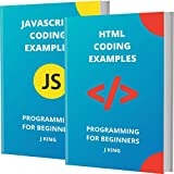 HTML AND JAVASCRIPT CODING EXAMPLES: PROGRAMMING