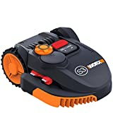 WORX WR110MI 20V S700 Landroid Wi-Fi Enabled Robotic Mower - Black