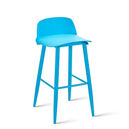 Astonishing Amazon Com Qendsx Dining Chair Barstools Bar Chair Simple Gmtry Best Dining Table And Chair Ideas Images Gmtryco