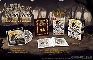 The Liar Princess and the Blind Prince - Nintendo Switch