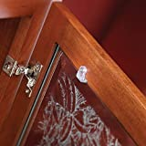cabinet glass inserts Glass Door Retainer Clips Kit