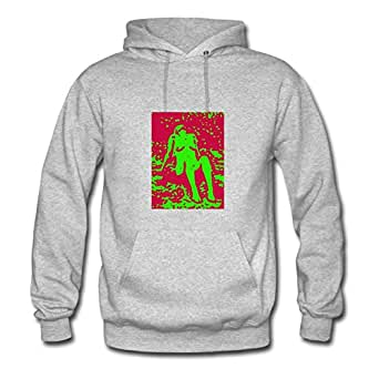 17stamp Image Styling : X-large Womenhoodies Grey- Made In Good Quality.