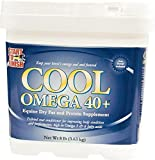 MANNA PRO-EQUINE Start to Finish Cool Omega 40+ Horse Supplement 8 Pound