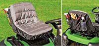Tractor Seat Cushion Cover With Handy Pockets