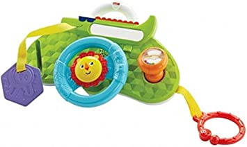 Fisher-Price- Volante Musical (Mattel DYW53): Amazon.es ...