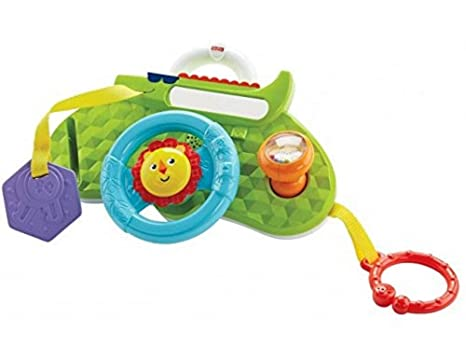 Fisher-Price- Volante Musical (DYW53)