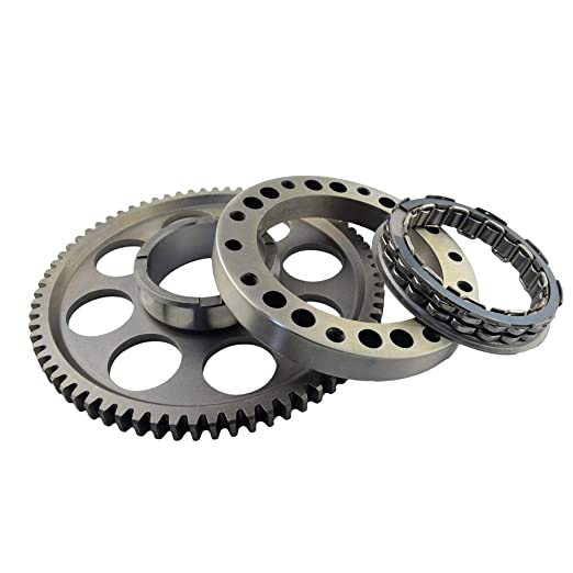AHL-12-18-embrague del arranque Starter Clutch One-Way Bearing Gear
