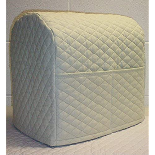 Quilted Kitchenaid Tilt Head Stand Mixer Cover (Sage Green)