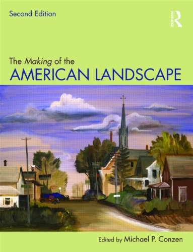 The Making of the American Landscape (Quick Jack Rocket)