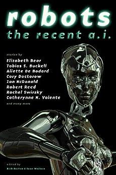 Robots Recent I Elizabeth Bear ebook product image