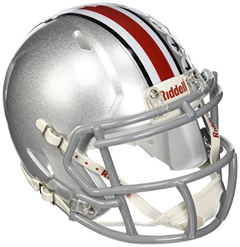 Oklahoma Mini Sooners Helmet (NCAA Ohio State Buckeyes Speed Mini Helmet)
