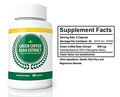 Green Coffee Bean Extract (1)