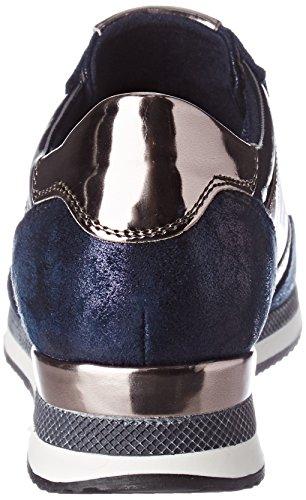Mujer Comb Marco Navy para Tozzi Azul Zapatillas 23710 q0qIg