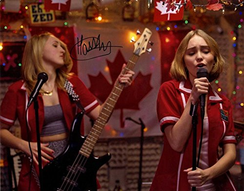 Harley Quinn Smith Autographed 11x14 Yoga Hosers Photo AFTAL ...