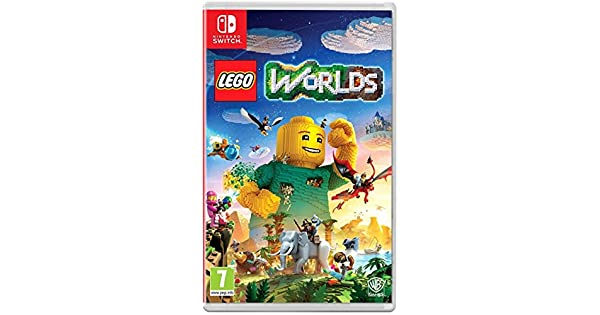 Lego Worlds (Nintendo Switch): Amazon.es: Videojuegos