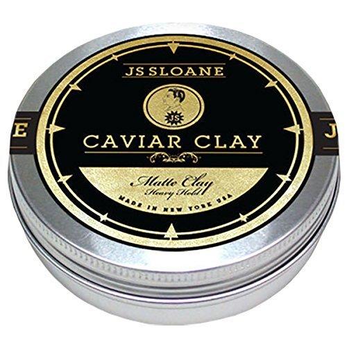 JS Sloane Caviar Matte Clay, 3.4 oz. by JS Sloane (Image #1)