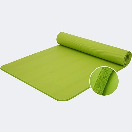 YCLOTH Kit de Entrenamiento de Yoga, colchoneta de Yoga + ...