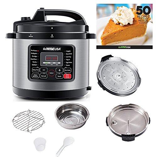 8 qt aluminum pressure cooker - 7