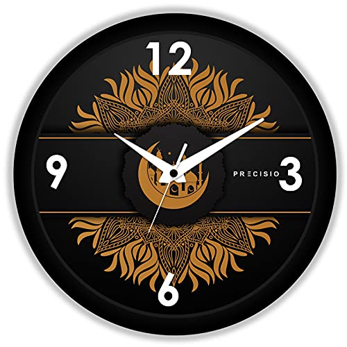 E Deals 25X25 cm Printed Wall Clock $4.69 Coupon
