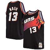 Steve Nash Phoenix Suns #13 Youth Black Hardwood