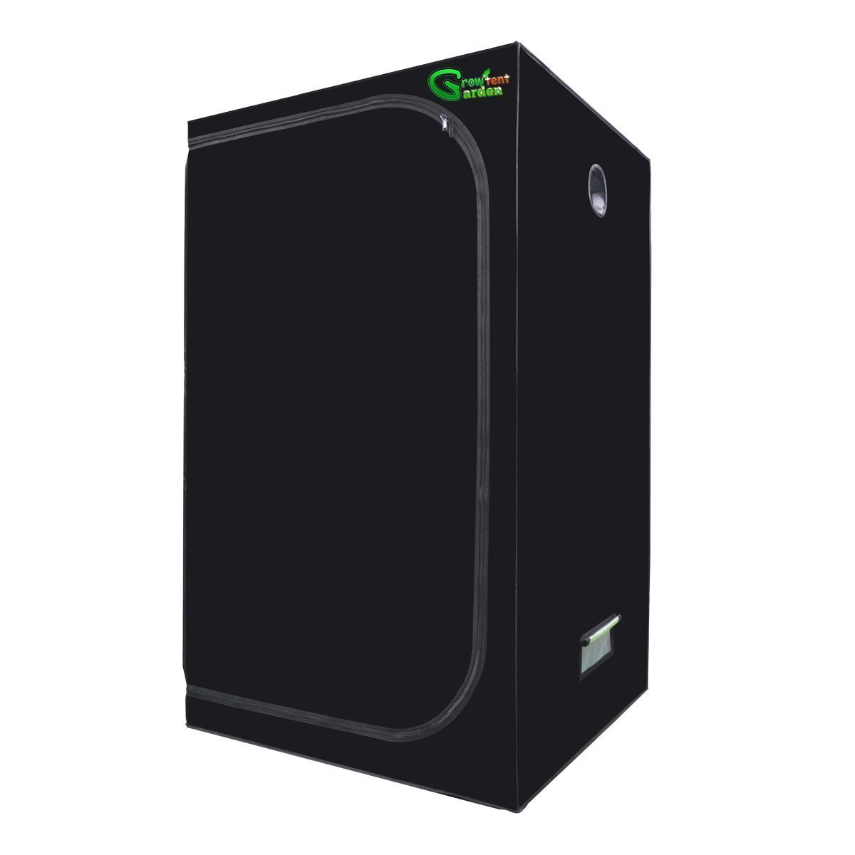 Growtent Garden Grow Tent for Indoor Plant Growing with Removable Floor Tray (48''x48''x78'')