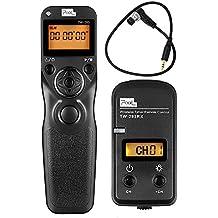 PIXEL FSK 2.4GHz Wireless Shutter Remote Release Control for Nikon D810 D700, D500, D3, D4, D5, D4s, N90s, and Fujifilm, Kodak Cameras