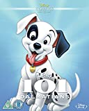101 Dalmatians [Blu-ray] [Region Free] [UK Import]