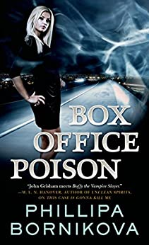 Box Office Poison (The Linnet Ellery Series) by [Bornikova, Phillipa]