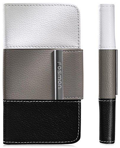 Ultra Flip PU Leather Case for Samsung Galaxy S6 Edge Plus (Black) - 7