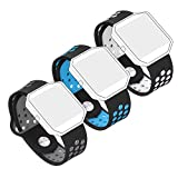 Band for Fitbit Blaze - Replacement Wristband with Metal Buckle Clasp for Fitbit Blaze Smart Fitness Tracker