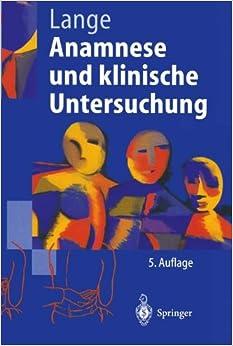 Book Anamnese und klinische Untersuchung (Springer-Lehrbuch)