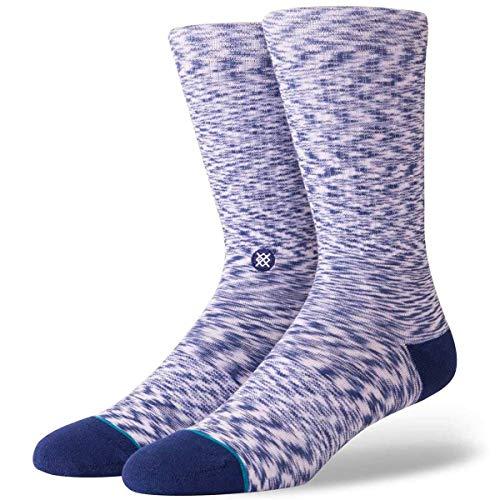 STANCE Men's Marne Socks, Navy, Medium