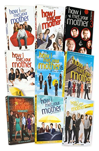 How I Met Your Mother: The Complete Series 1-9