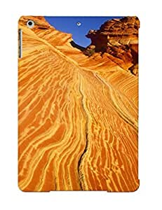 Ellent Ipad Air Case Tpu Cover Back Skin Protector Sandstone Patterns In Coyote Buttes Wilderness For Lovers' Gifts