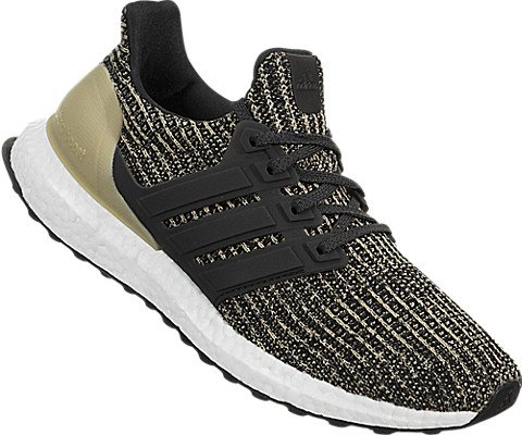 new style db006 2a162 adidas Ultraboost 4.0 Shoe - Junior's Running 4 Core Black/Raw Gold
