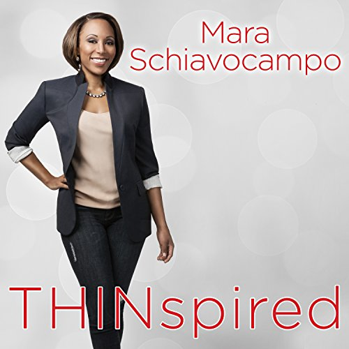 Thinspired: How I Lost 90 Pounds: My Plan for Lasting Weight Loss and Self-acceptance by Tantor Audio