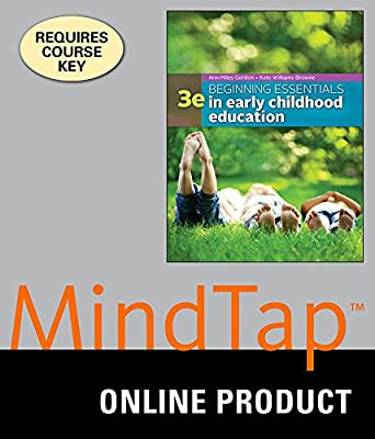 MindTap Education for Gordon/Williams Browne's Beginning Essentials in Early Childhood Education, 3rd Edition