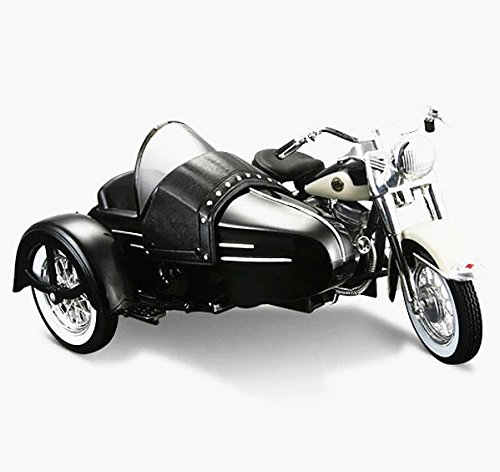 1958 Harley Davidson - 4