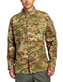 Propper Men's ACU Coat, MultiCam, Large Long