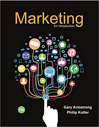 Book Title - Marketing: An Introduction
